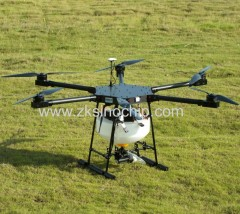 carbon fiber agriculture drone with spraying function customized