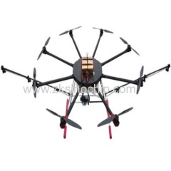 8 Rotors Loaded Pesticide GPS Mapping Plant Protection RC UAV Drone Agriculture Spray Crop Sprayer Factory Wholes
