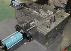 Fast mould for auto parts