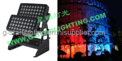 72 4in1 led wall washer/72 pcs led city color/ led par can