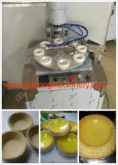 Egg Tart Shell Making Machine Low Price
