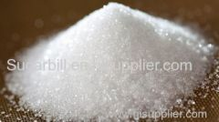 White Refined icumsa 45 sugar