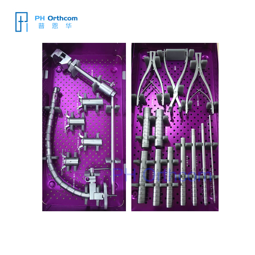 MIS Spine Port Instruments Set Minimally Invasive Spine Port Instrument System Minimally Invasive Microdiscectomy System