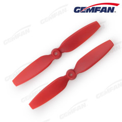 Normal red white 2 blades Q2-ABS Propeller For Multirotor ccw cw