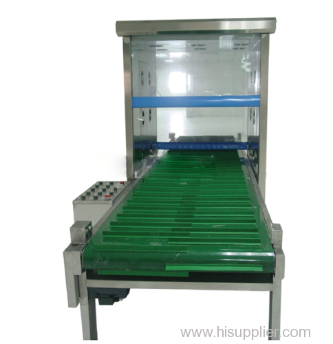 Cleanroom Air Shower Tunnel Auto Roll Conveyor From China