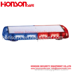 LED Emergency warning mini lightbar for police car HSM-830
