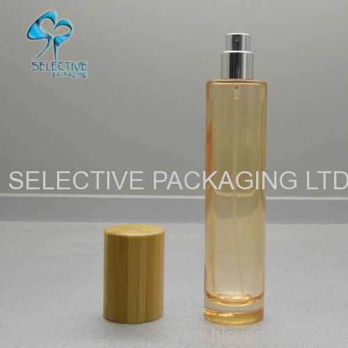 glass bottle aluminum sprayer pump