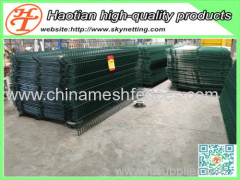 2D or 3D Curvy Welded Mesh Fence Of The High quality
