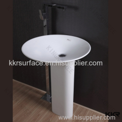 Popular KKR factory eco friendly wash basin toilet