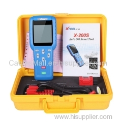 cablesmall XTOOL X200S Oil Reset Service Tool X-200 X200 Diagnostic Tool