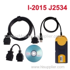 cablesmall V2015.1 Multi-Diag Access I-2015 J2534 Pass-Thru Interface