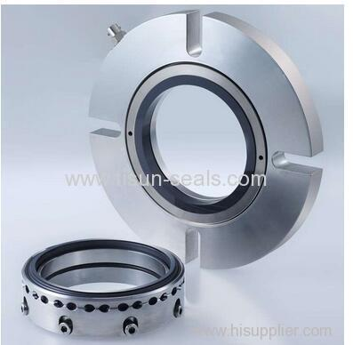 dry runing pump seals