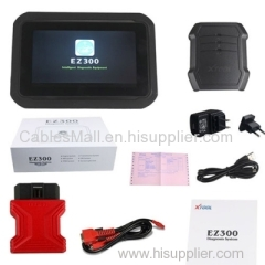 cablesmall XTOOL PS2 Gasoline Diagnostic Tool PS2 GDS Car Scanner