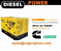 Diesel Engine Standby Generator