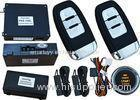 Smart Car Alarm System Rfid Keyless Push Button Start System Handfree Lock Or Unlock