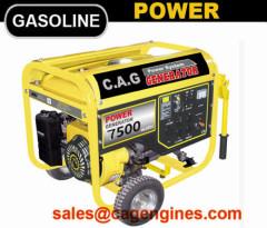 5.5kw Gasoline Portable Generator