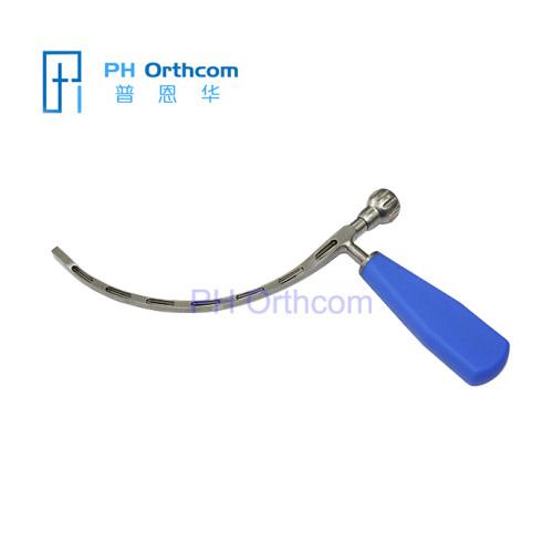 дугообразные устройство стержень держит минимально инвазивной внутренней фиксации позвоночника инструменты MIS спинальная измерительные приборы