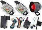 Universal Remote Arm Or Disarm Auto Car Alarm System For Trucks Shock Alarm Protection