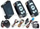 Single Way Keyless Entry Remote Start Auto Car Alarm System With Mute Arm Or Disarm