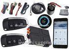 Mobile App Control Gsm Car Security System Using Mobile Phone SMS Alarm Information Feedback