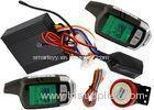 LCD Alarm Bike Security Alarm And Remote Start System With Big Sound Siren