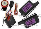 Double Protection RFID Motorcycle Alarm System With ACC ON Alarm And Shock Alarm