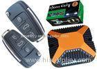 LED Indication Car Alarm Keyless Entry System With Lock Or Unlock Car Door Outside Learning Button