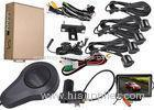 0.3 - 1.8m Display Distance Front And Rear Parking Sensor Kit Working With Original Car Brake System