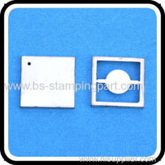 Customized tinplate RF shield cover with frame for GPS