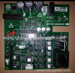 Mitsubishi elevator parts PCB P203744B000G01