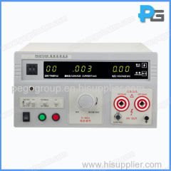 10KV AC/DC Withstand Voltage Tester