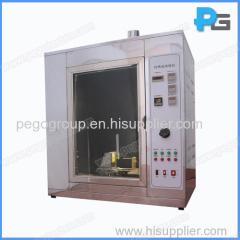 IEC60695-2-10 UL746 Glow Wire Tester