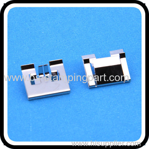phosphor copper battery clip metal stamping battery clip