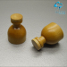 Fragrance oil wooden dispenser diffuser bottle