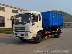 中国製のごみ箱コンベアフックリフトトラック販売