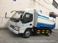 China made professional sanitation camiões de lixo para venda
