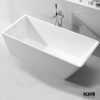 UV resistant solid surface bathtubs wholesale