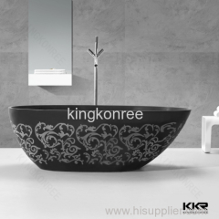 Artificial stone hotel used bathtubs wholesale