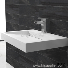 solid surfcace hand basin