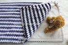 Soft Jacquard Flannel Personalised Baby Blanketsas Winter Gift for Lovely Babies
