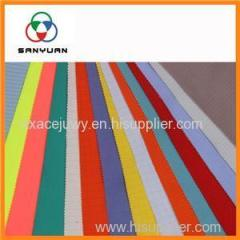 Twill Cotton And Polyester Blend Anti Static Oil Resistant And Waterproof Fabric