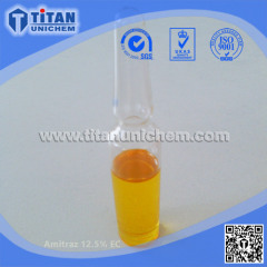Amitraz 98% TC 12.5% EC dogs cats shampoo insecticide CAS 33089-61-1