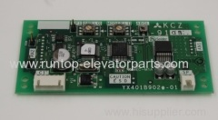Elevator parts PCB KCZ-910B for Mitsubishi elevator