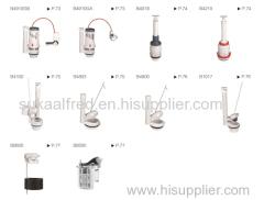 Flush / Outlet Valve / Flapper / Tank fitting / toilet / sanitary
