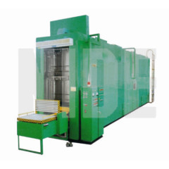 Automatic stator coil varnish dipping machine