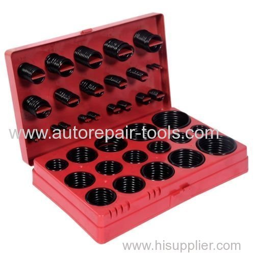 419 pcs Automotive Universal O-Ring Assortment Kit Metric