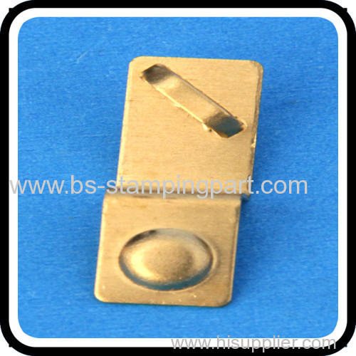 iron with gold plated battery contact positive battery contact gold plated battery contact spring