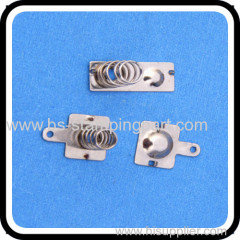 tin plating aa battery contact aa battery contact spring battery clip aa battery contact