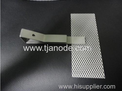 Platinum Titanium & Niobium Anodes from China Biggest and earliest Manufacturer