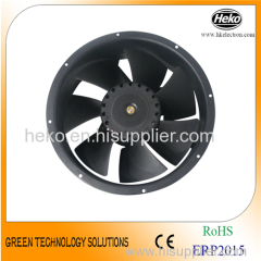 254*89mm DC exhaust industrial Axial Fan